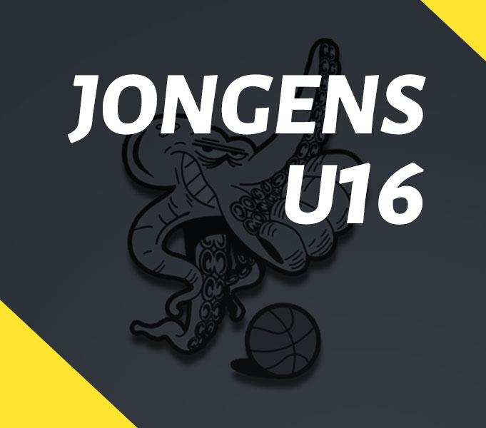 Octopus Jongens U16