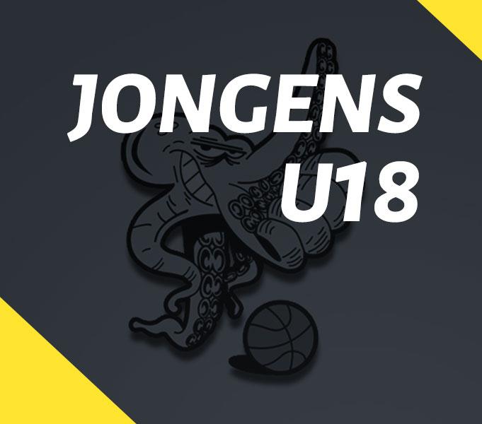 Octopus Jongens U18