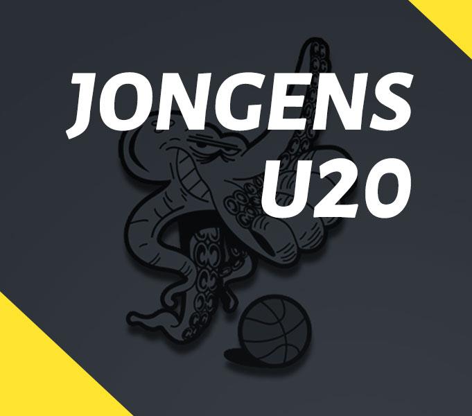 Octopus Jongens U22